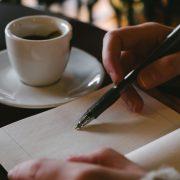コーヒーで一休み